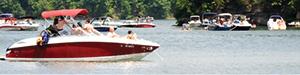 Lake Crowd Boats.psd